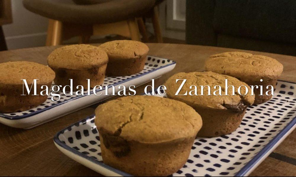 Aprende a Preparar estas Magdalenas de Zanahoria para Merendar